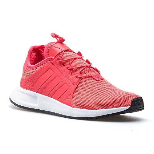 adidas Unisex-Erwachsene X PLR J 579 Sneaker, Mehrfarbig (Red Bb2579), 39 1/3 EU