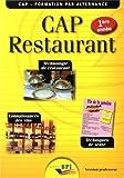 CAP Restaurant 1ère année - prof....