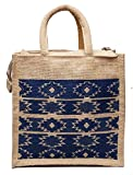 pranjals house reusable jute lunch bag - Best Reviews Guide