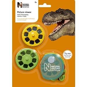 Brainstorm Limited Visionneuse dinosaures musée histoire