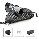 HODGSON Herren Sonnenbrille polarisiert für Damen und Herren UV400 Schutz