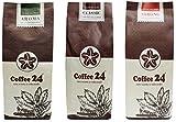 Sonderangebot 3 x 250g Vietnamesischer Kaffee - Organischer Anbau - Drei verschiedene Sorten - Hochwertige Kaffeebohnen - Kaffee Vietnam