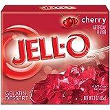 Jell-O Cherry Gelatin Dessert 3 OZ (85g)