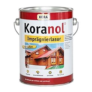 Kora Koranol Imprägnierlasur 5l Farbton: Pinie/ Kiefer