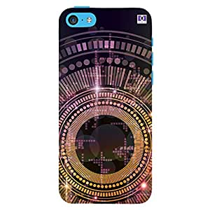 Close Camera - Mobile Back Case Cover For Apple Iphone 5S