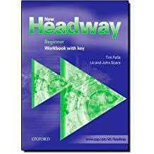 New Headway Beginner 2d edition Workbook with key