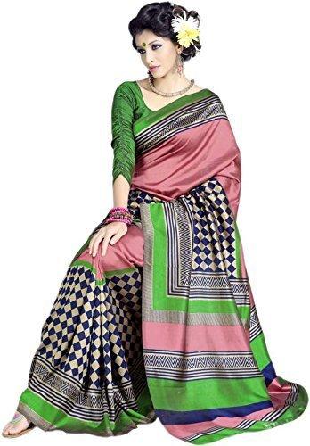 KBF(Sarees For Women Party Wear Half Sarees Offer Designer Art Silk New...