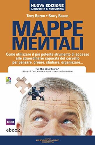 Mappe mentali Come utilizzare il più potente strumento di accesso alle straordinarie capacità del cervello p PDF