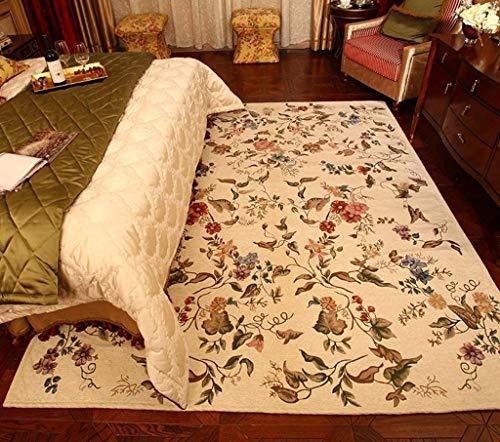 Blanket Lavage et Aspiration de Tapis Home Life Table Basse Chambre à  Coucher Chevet Tapis de Jardin Tapis d\'entretien Facile Accueil Tapis ...