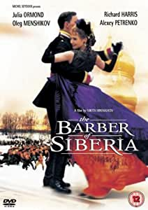 The Barber Of Siberia [DVD]