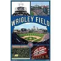 Unbekannt Chicago Cubs Wrigley Field MLB Poster RP15349