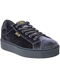 Xti 46801 Mujer Zapatillas Tostado n3Ha9i