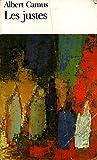 Les justes / Camus, Albert / Réf - 18079 - Folio - 01/01/2006