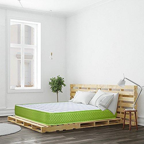 DAGOSTINO HOME - Colchón Viscoelástico DIAMANTE 90 X 190 X 20 cm...