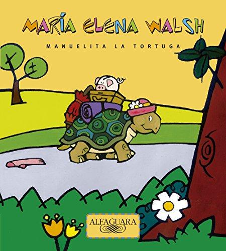 Manuelita, la tortuga (Spanish Edition)
