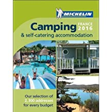 Camping France (Michelin Camping Guides)
