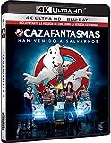 Cazafantasmas 2016 (4K Ultra HD) [Blu-ray]