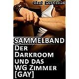 Sammelband - Der Darkroom und das WG Zimmer [GAY]: Vier erotische Gay Geschichten