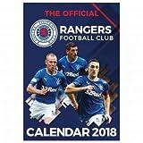 Rangers FC 2018 Football Calendar