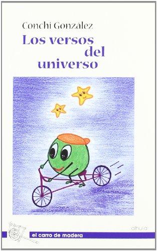 Los versos del universo (Carro De Madera) por Conchi Gonzalez