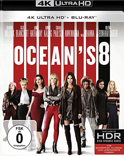 Ocean's Eight  (4K Ultra HD) (+ Blu-ray 2D)