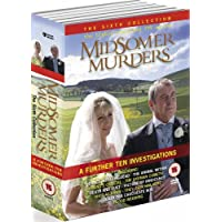Midsomer Murders : The Sixth Collection - A Further 10 Investigations