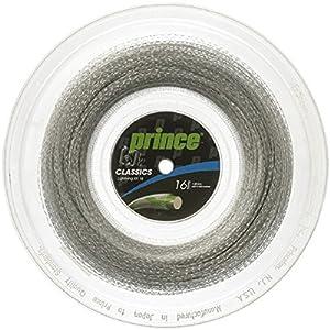 Prince Lightning 16g Transparent Tennis String Reel Review 2018