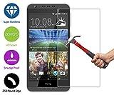 ZeWoo Display Glas Panzerfolie für HTC Desire 820 Glasfolie Hartglas Schutzfolie 9H *2.5D, nur 0,33mm dünn