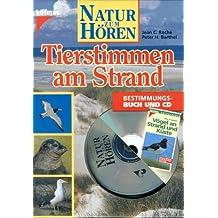 Tierstimmen am Strand, 1 CD-Audio u. Bestimmungsbuch 'Vögel an Strand und Küste'