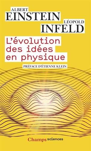 L'volution des ides en physique