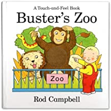 Buster's Zoo by Rod Campbell (2006-05-05)