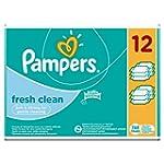 Pampers Feuchttücher Fresh Clean 2-Mo...