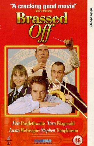 Brassed Off [VHS] [1996]