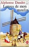 Lettres de mon moulin ; édition illustré - Format Kindle - 0,99 €