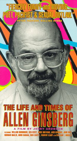 The Life and Times of Allen Ginsberg [VHS]
