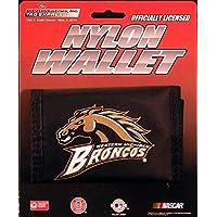 Preisvergleich für Western Michigan Broncos Lizenzprodukt aus Nylon Trifold Wallet von Rico