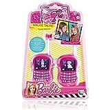 Barbie - Walkie-Talkie con luz (IMC Toys)