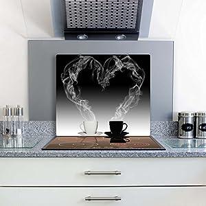 Spritzschutz Glas Küche mit Motive günstig online kaufen | Dein ...