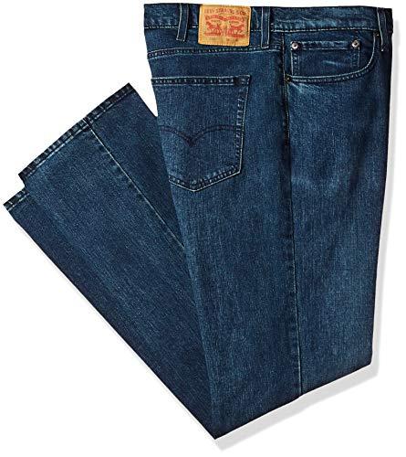 Levi's Men's Big & Tall 559 Relaxed Straight Fit Jean, Ink Jet/Stretch, 36W x 38L -