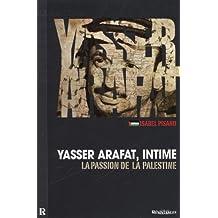 Yasser Arafat, intime