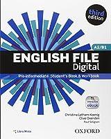 English file digital. Pre-intermediate. Entry checker-Student's book-Workbook. Con e-book. Con espansione online. Per le Scuole superiori
