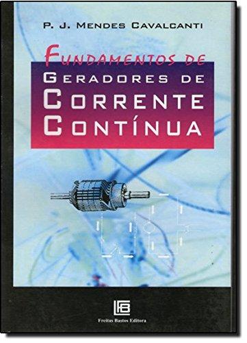 Fundamentos de Geradores de Corrente Contínua (Em Portuguese do Brasil)