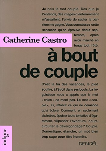 À bout de couple par Catherine Castro