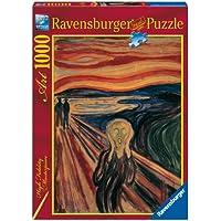 Ravensburger 15758 Munch: L'urlo Puzzle 1000 pezzi Arte