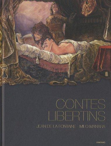 Contes Libertins par Manara