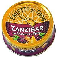 La Belle-Iloise Emietté vom Thunfisch Zanzibar, 80 g …