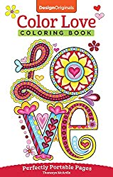 Color Love Coloring Book: Perfectly Portable Pages (On the Go) (On-The-Go! Coloring Book)