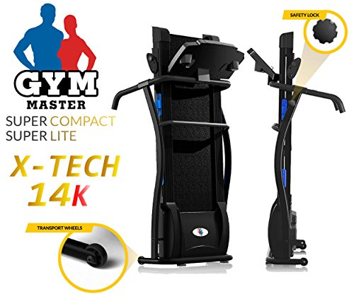 Gym Master Pro – Treadmills