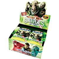 Doctor Who Battles in Time Invader Packs x 5