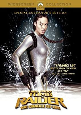 Lara Croft Tomb Raider: The Cradle of Life [DVD] [2003] by Angelina Jolie